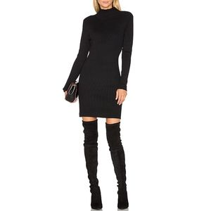 525 America Rib Sweater Dress
